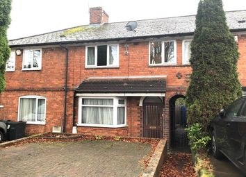 3 bed terraced house for sale in Middlemore Road, Northfield, Birmingham B31