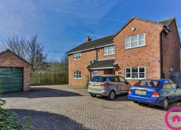 Thumbnail 5 bed detached house for sale in Hatherley Lane, Cheltenham