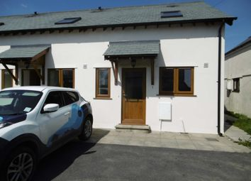 Thumbnail 2 bedroom terraced house to rent in Poundstock, Bude