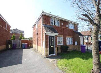 Thumbnail 2 bedroom semi-detached house for sale in Gemini Drive, Liverpool, Merseyside