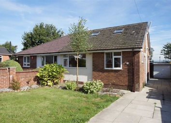 Thumbnail 4 bedroom semi-detached bungalow to rent in Belmont Avenue, Clifton, Swinton, Manchester