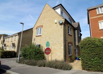Thumbnail 3 bed detached house for sale in Benjamin Road, Hamworthy, Poole