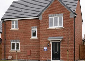 Thumbnail 3 bedroom detached house for sale in London Road, Markfield