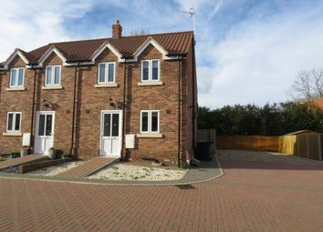 Thumbnail 3 bed semi-detached house for sale in Sycamore Crescent, Chatteris