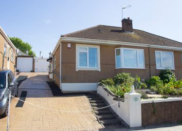Thumbnail 2 bed semi-detached bungalow for sale in Grainge Road, Crownhill, Plymouth