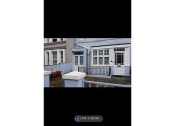 Thumbnail 1 bedroom flat to rent in Belgrave Road, Torquay