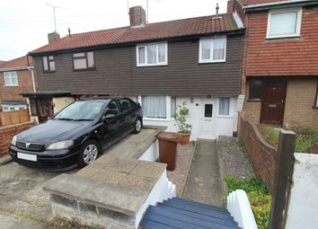 Thumbnail 3 bed terraced house for sale in Copperfield Road, Rochester, Kent.