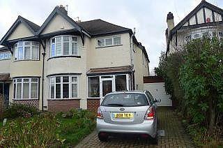 Thumbnail 3 bedroom property to rent in Hanbury Crescent, Penn, Wolverhampton