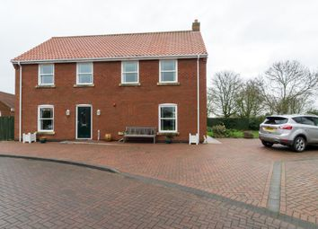 Thumbnail 3 bed detached house for sale in St. Nicholas Close, Addlethorpe, Skegness