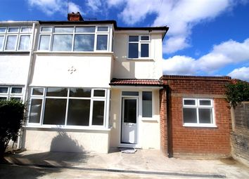 Thumbnail End terrace house to rent in De Havilland Road, Edgware