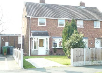Thumbnail 2 bed semi-detached house for sale in Merrick Road, Wednesfield, Wednesfield