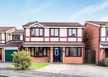Thumbnail 4 bedroom detached house for sale in Ryebank Road, Ketley Bank, Telford