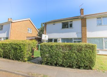Thumbnail 2 bed semi-detached house for sale in Springhill Road, Grendon Underwood, Aylesbury