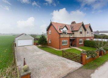 Thumbnail 3 bed semi-detached house for sale in Bull Park Lane, Hambleton, Poulton-Le-Fylde