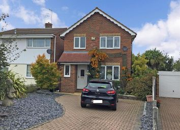 Thumbnail Detached house for sale in Beauchamps Drive, Wickford, Essex