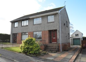 Thumbnail 3 bedroom semi-detached house for sale in Ercall Road, Brightons, Falkirk