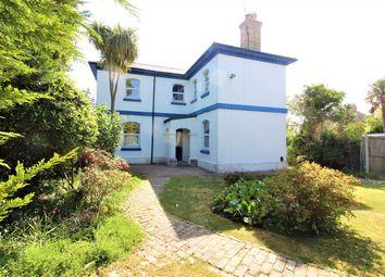 Thumbnail 3 bed detached house for sale in Coolinge Lane, Folkestone, Kent
