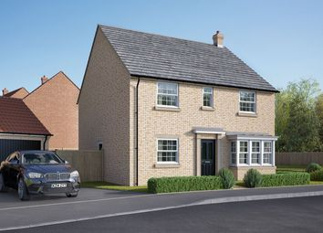 """Thumbnail 4 bed detached house for sale in """"The Pembroke"""" at Uffington Road, Barnack, Stamford"""
