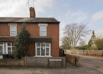 Thumbnail 2 bedroom end terrace house to rent in Vicarage Road, Ware