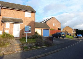 Thumbnail 2 bed property to rent in Acres Way, Drayton, Norwich