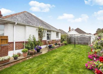 Thumbnail 2 bedroom detached bungalow for sale in Caroline Road, Bournemouth