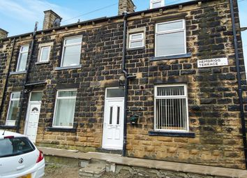 Thumbnail 2 bed terraced house to rent in Hembrigg Terrace, Morley, Leeds