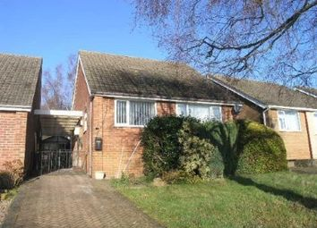 Thumbnail 2 bed bungalow for sale in Old Vicarage Close, Littleover, Derby, Derbyshire