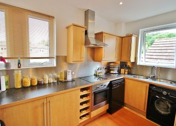 Thumbnail 2 bed flat for sale in Woodacre, Portishead