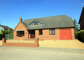 Thumbnail 3 bed detached bungalow for sale in Trevellas, Longton Road, Barlaston