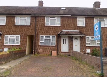 Thumbnail 3 bedroom terraced house to rent in Pirton Road, Luton