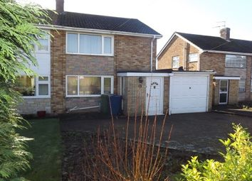 Thumbnail 3 bedroom property to rent in Wolseley Road, Stafford