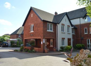 Thumbnail 2 bed flat for sale in Rowleys Court, Oadby, Leicester