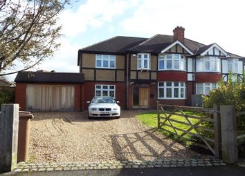 Thumbnail 4 bed property to rent in Stoneleigh Avenue, Worcester Park