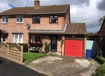 Thumbnail 3 bed semi-detached house for sale in Manor View, Par