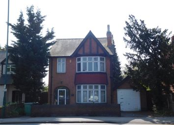 Thumbnail 5 bedroom detached house to rent in Derby Road, Nottingham