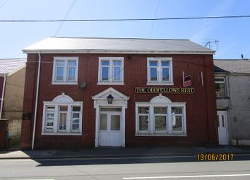 Thumbnail Studio to rent in Oddfellows, Bridgend Road, Maesteg, Bridgend.