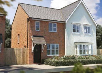 Thumbnail 2 bed semi-detached house for sale in Redbridge Lane, Nursling, Southampton