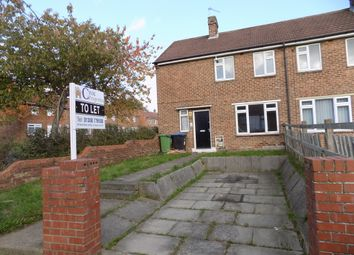 Thumbnail 2 bed semi-detached house to rent in Jubilee Road, Shildon