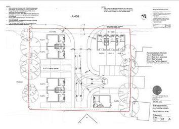 Thumbnail Commercial property for sale in Former Little Chef Restaurant Site, Cefn, Buttington, Welshpool