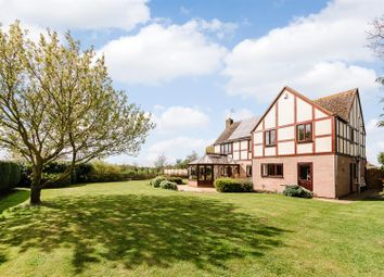 Thumbnail 4 bed detached house for sale in Upper Moor, Pershore, Worcestershire