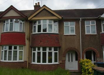 Thumbnail 3 bed terraced house to rent in Bridgeman Road, Radford
