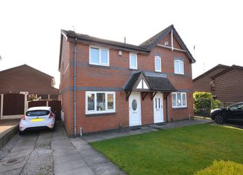 Thumbnail 3 bedroom semi-detached house for sale in Kerans Drive, Westhoughton
