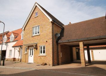 Thumbnail 3 bed semi-detached house to rent in Tailors Close, Great Notley, Braintree