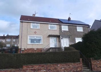Thumbnail 4 bed semi-detached house for sale in Viewfield Road, Coatbridge
