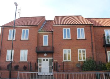 Thumbnail 2 bed flat to rent in Monkbridge Court, Monkgate, York