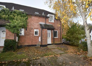 Thumbnail 1 bed end terrace house to rent in Elderberry Bank, Lychpit, Basingstoke