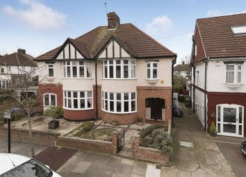 Thumbnail 3 bed semi-detached house for sale in Cedric Road, London