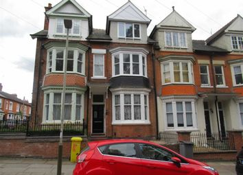Thumbnail 1 bed flat to rent in Wentworth Road, Leicester