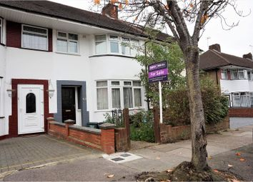 Thumbnail 3 bed terraced house for sale in Hanover Gardens, Ilford
