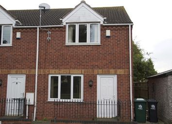 Thumbnail 2 bedroom semi-detached house to rent in Prospect Court, Nottingham